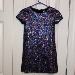 Gap Sequin Dress